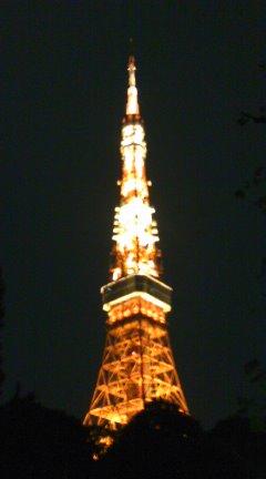 ベタに東京…