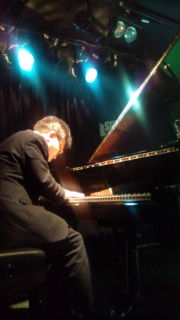 2012/06/06 Kiichiro Hagita play the piano @新大阪KOKO CAFE