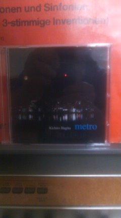 "2nd album "" metro""完成しましたp(^^)q"